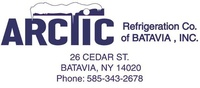 Arctic Refrigeration Company of Batavia, Inc.