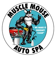 Muscle Mouse Auto Spa