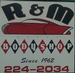 R & M BODY SHOP, INC