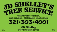 JD Shelley's Tree Service