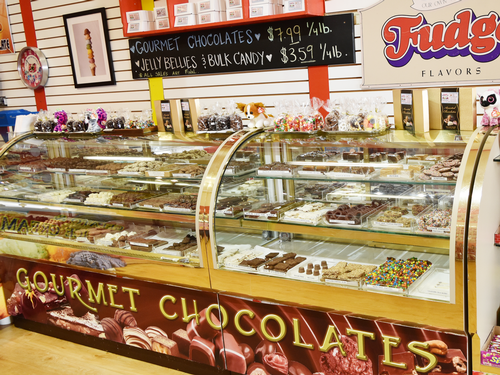 Gourmet and specialty chocolates in Mount Dora