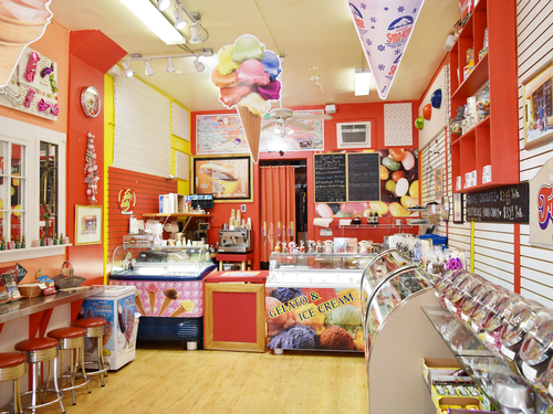 The perfect place to satisfy your sweet tooth