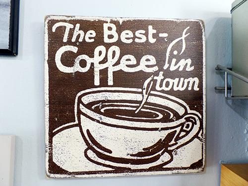 ''Best Coffee'' in downtown Mount Dora