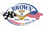 Brown Chevrolet Buick