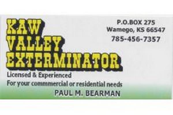 Kaw Valley Exterminators