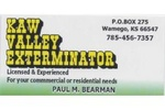 Kaw Valley Exterminators