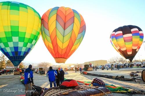 Balloon Festial