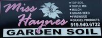 Miss Haynes Garden Soil
