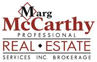 Marg McCarthy Professional Real Estate Services Inc
