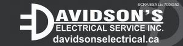 Davidson's Electrical Service Inc.