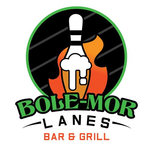 Bole-Mor Lanes Bar & Grill Logo