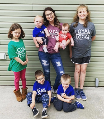 Loyal Local T-Shirt Fundraiser for Pipestone Area Businesses