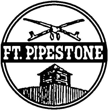 Fort Pipestone & Trading Post Logo