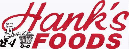 Hank's Foods Logo