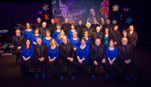 Al Opland Singers 2019 (photo by Mark Thode)