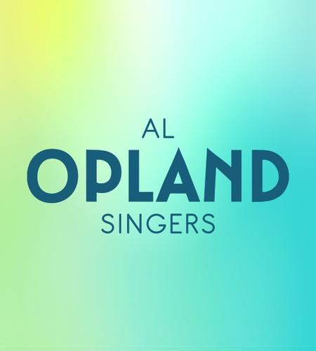 Al Opland Singers Logo