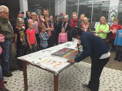 ''Night at the Museum Night'' at Meinders Community Library