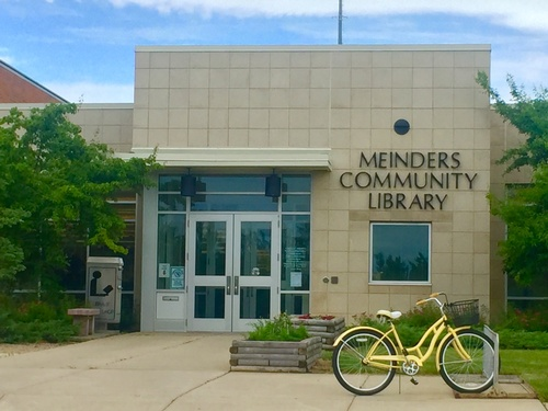 Meinders Community Library (photo by Erica Volkir)