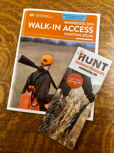 Explore SWMN Annual Hunting Map & MN DNR Hunting Atlas - Photo by Erica Volkir