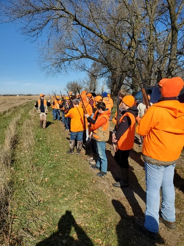 Pipestone County Pheasants Forever Annual Youth Mentor Hunt - 2019