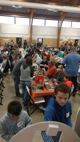 Pipestone County Pheasants Forever Annual Banquet 2017 - Photo by Erica Volkir
