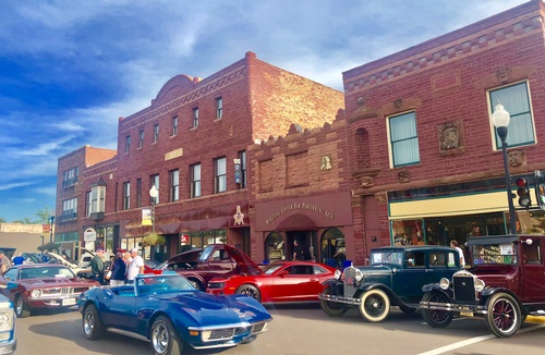 Chamber's Summer Car Cruise-In - 2018 - Photo by Erica VOlkir