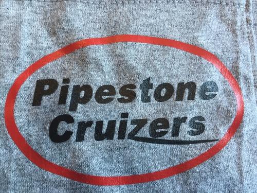 Pipestone Cruizers T-Shirt & Logo