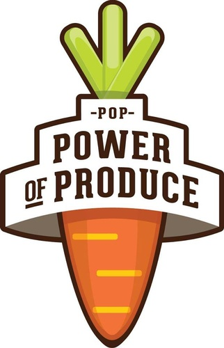 Power of Produce (POP) Logo