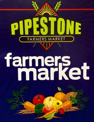 Pipestone Farmers Market Logo