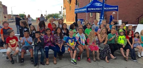 Kids Night Sponsor of Water Tower Festival - Pipestone Junior Ambassador Contest