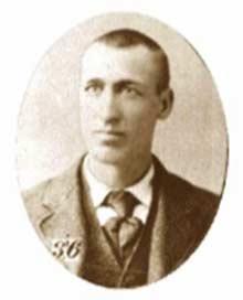 Famed Railroad Engineer Jonathan Luther ''Casey'' Jones