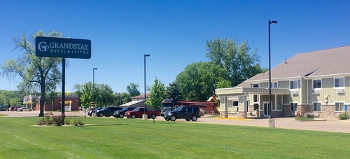 GrandStay Hotel & Suites on US Hwy 75 & MN Hwy 30