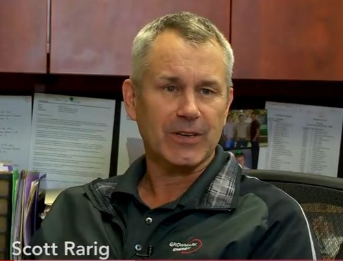 Scott Rarig - GROWMARK Lubricants Divisional Manager - Council Bluffs, IA