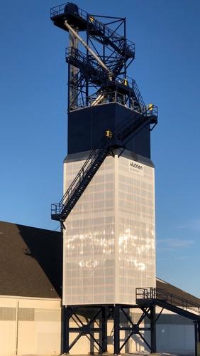 Sackett-Waconia Fertilizer Tower Constructed in 2020