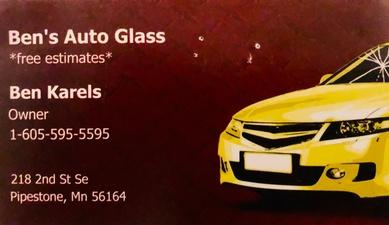 Ben's Auto Glass