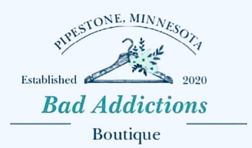 Bad Addictions Boutique Logo