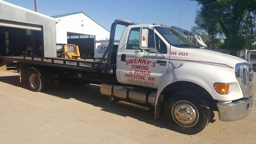 Swenny's Big Tow Truck