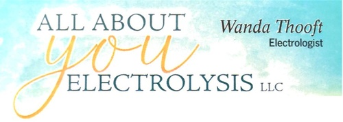 All About You Electrolysis logo