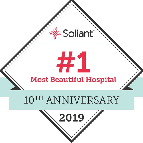 #1 Most Beautiful Hospital Award 2019