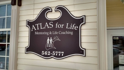 ATLAS for Life sign