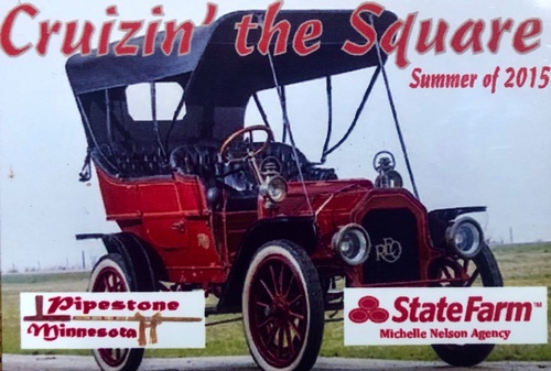 Chamber Summer Car Cruizin Sponsor 2015