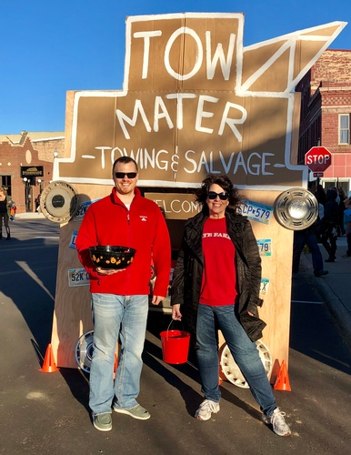Best Business Trunk 2018 at Chamber's Downtown Trunk or Treat & Candy Walk