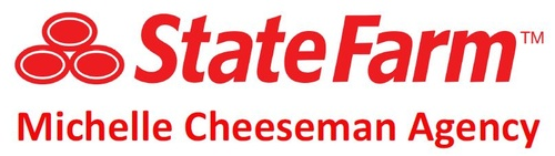 Michelle Cheeseman State Farm Agency Logo