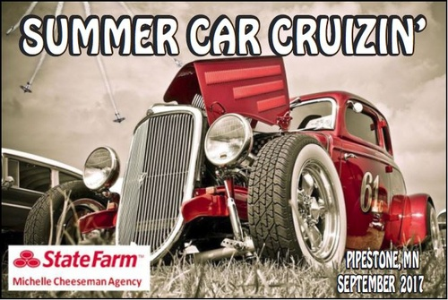 Chamber Summer Car Cruizin Sponsor 2017