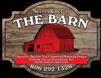 Secret Chef at The Barn