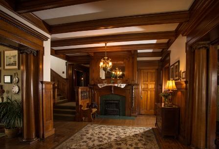 Cartier Mansion - Foyer