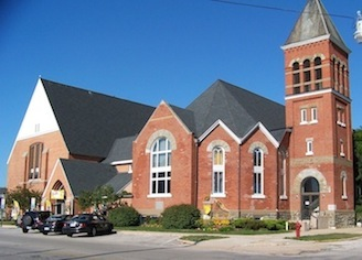 the Ludington Area Center for the Arts (107 S. Harrison, Ludington MI 49431)