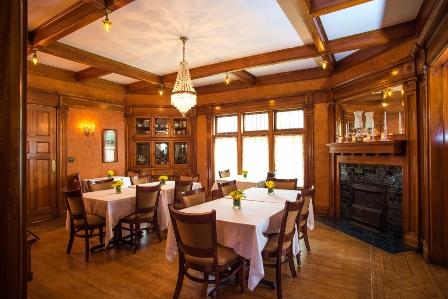 Cartier Mansion - Dining Room