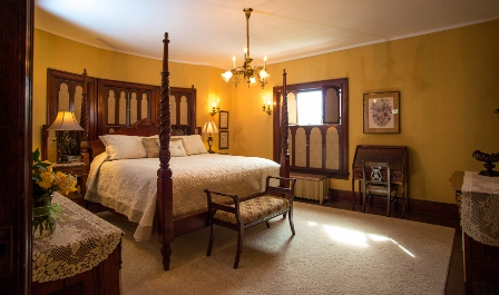 Cartier Mansion - King Suite