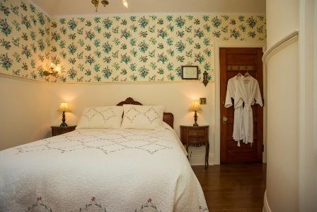 Cartier Mansion - Round Room